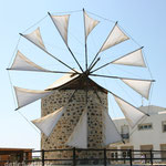 Windmühle in Antimachia