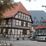 Schiefes Haus. Wernigerode