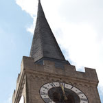 Kirchturm. - Ochsenfurt