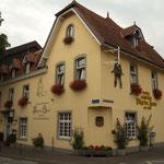 Passender Abschluss des Weges im ältesten Gasthaus Westfalens: Das Pilgrim-Haus.