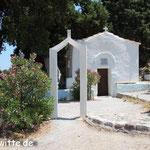 Kapelle bei Alt-Pyli