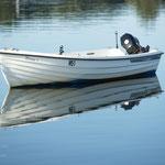 Boot. - Heiligenhafen-Sütel