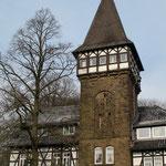 Tagungshaus Wittekindsburg im Winter...
