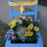 Blumenstuhl. - Quedlinburg