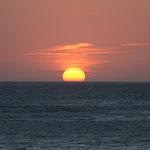 Sonnenuntergang. - Conil de la frontera/Andalusien