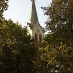 Die Stiftskirche in Bielefeld-Schildesche
