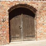 Das verschlossene Tor