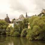 Marburg kommt in Sicht.