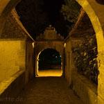 Stadtmauer. - Rothenburg ob der Tauber