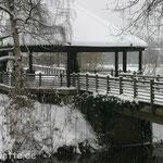 Schneelandschaft. - Rheda-Wiedenbrück