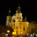 St. Nikolaus Kirche. - Prag