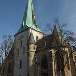 Die Langenberger Kirche