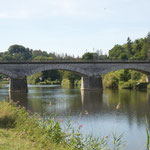 Die Marmorbrücke von Villmar.