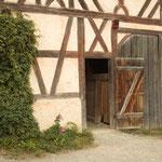 Tor. - Bad Windsheim