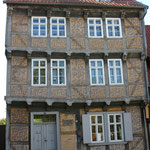 Fachwerk. - Quedlinburg