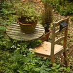 Verwunschener Garten am Wegesrand