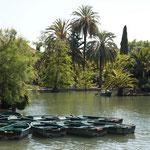 Teich im Zitadellenpark