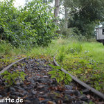 Schienen. - Gütersloh-Isselhorst