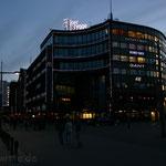 Aker Brygge am Hafen