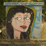Straßenkunst zwischen Hövelhof und Steinhorst
