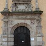 Fassade am alten Amtsgericht