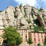 Das Montserratgebirge