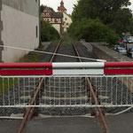 Bahnübergang. - Ochsenfurt