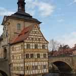 Altes Rathaus. - Bamberg