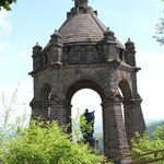 Das Kaiser-Wilhelm-Denkmal in Porta Westfalica