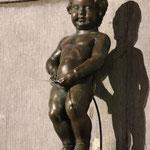 Manneken Pis. - Brüssel