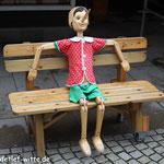 Pinocchio. - Wernigerode