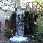 Wasserrad an Niemöllers Mühle
