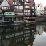 Hafen. - Lüneburg