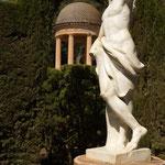 Statue im Labyrinthpark