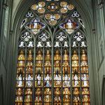 Kirchenfenster. - Altenberger Dom