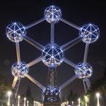 Atomium. - Brüssel
