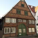 Schöne Fachwerkhäuser in Wiedenbrück