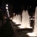 Springbrunnen am Font Magica