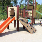 遊具のある公園