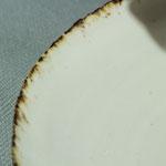 Assiette porcelaine émaillée - LO'riginal à Chimay
