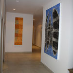 Zsolt S. Deák in der 'Art Lounge' Novotel Wuppertal Varresbeck