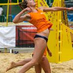 Westdeutsche Beachvolleyball Meisterschaft 2014 in Werl - Nikon D7100, f/4, 1/1250 Sek, 102 mm