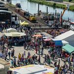 Hafenfest Hamm - Nikon D7100, f/7.1, 1/320 Sek, 42 mm