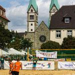 Westdeutsche Beachvolleyball Meisterschaft 2014 in Werl - Nikon D7100, f/5.6, 1/1250 Sek, 36 mm