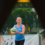Westdeutsche Beachvolleyball Meisterschaft 2014 in Werl - Nikon D7100, f/3.5, 1/640 Sek, 200 mm, ISO 640