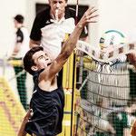 Westdeutsche Beachvolleyball Meisterschaft 2014 in Werl - Nikon D7100, f/3.5, 1/800 Sek, 200 mm