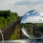 Bahnschienen - Nikon D7100, f/8, 1/250 Sek, 62 mm