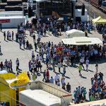Hafenfest Hamm - Nikon D7100, f/7.1, 1/400 Sek, 70 mm