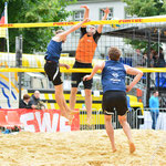 Westdeutsche Beachvolleyball Meisterschaft 2014 in Werl - Nikon D7100, f/3.5, 1/640 Sek, 70 mm, ISO 1000