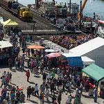 Hafenfest Hamm - Nikon D7100, f/7.1, 1/400 Sek, 58 mm